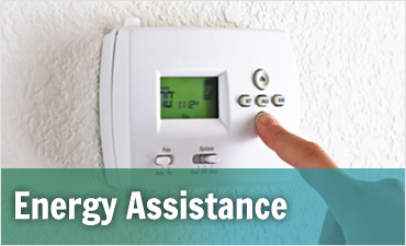Energy Assistance tab