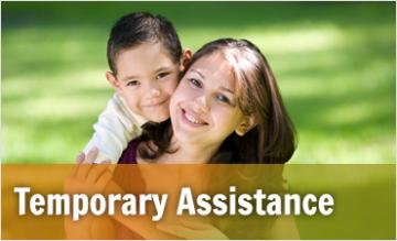Temporary Assistance page