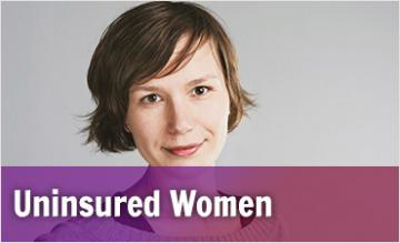 Uninsured Women